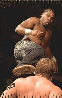 2007 Topps WWE Action Wrestling #9 JTG