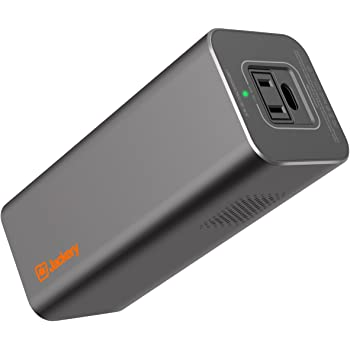 Jackery AC Portable Laptop Charger Power Outdoors PowerBar 23200mAh 85W (100W Peak) Universal Travel Laptop Power Bank & External Battery Pack Compatible with MacBooks/Notebook/Laptops