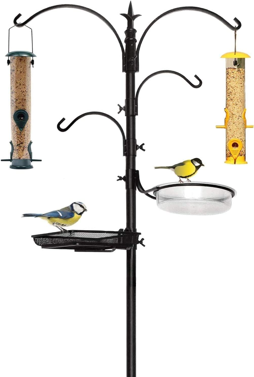 Premium Bird Feeding Station with Feeders Included 2 Challenge the lowest price of Japan ☆ Ou for Don't miss the campaign