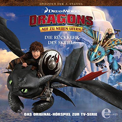 Die Rückkehr des Skrills. Das Original-Hörspiel zur TV-Serie Titelbild