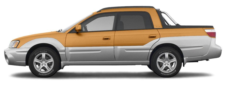 2004 Subaru Baja Sport, 4-Door Automatic Transmission