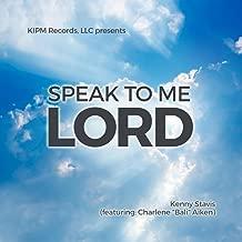 Speak to Me Lord (feat. Charlene Bali Aiken)