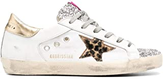 Golden Goose Luxury Fashion Donna GWF00103F00101810470 Bianco Pelle Sneakers | Stagione Permanente