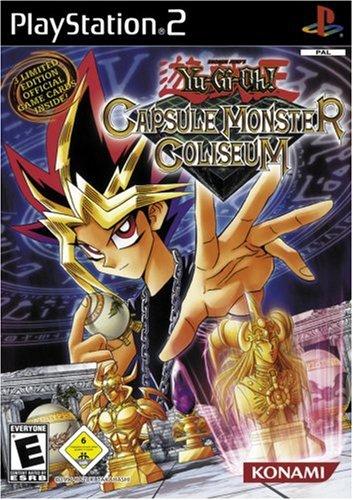 Yu-Gi-Oh! - Kapselmonster Kolosseum [Software Pyramide]