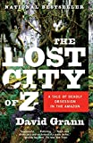 Books that inspire travel: The Lost City of Z: A Tale of Deadly Obsession in the Amazon by David Grann