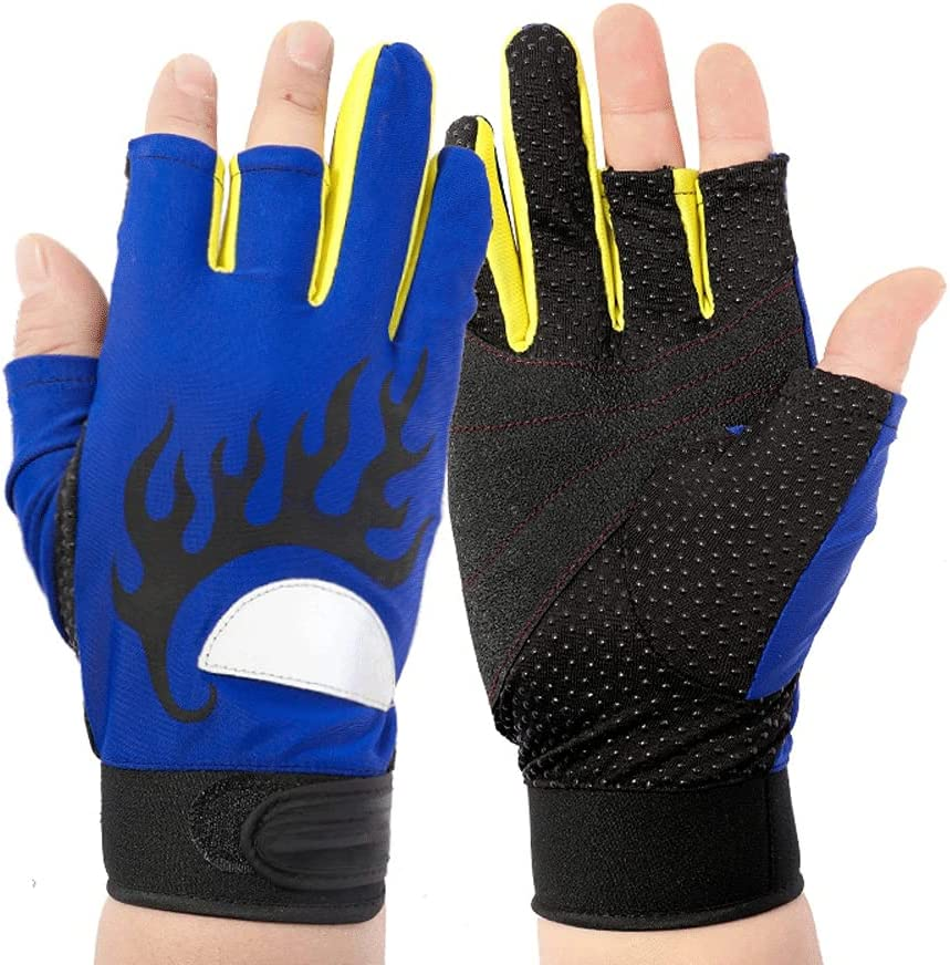 ttpinpai Fishing Fingerless Gloves for Women Breathable Men Special price for a limited time and favorite