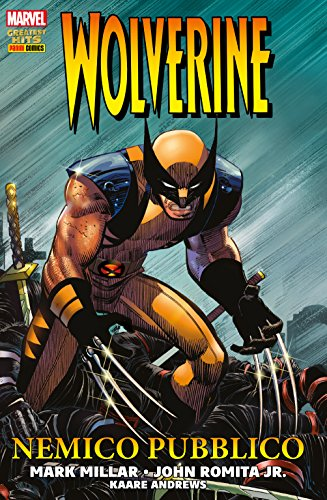 Wolverine. Nemico Pubblico (Marvel Collection) (Wolverine (Marvel Collection))