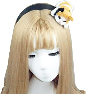 Cute Sexy Womens Attractive Vivid Cat Ear HeadBand Hair Band for Halloween