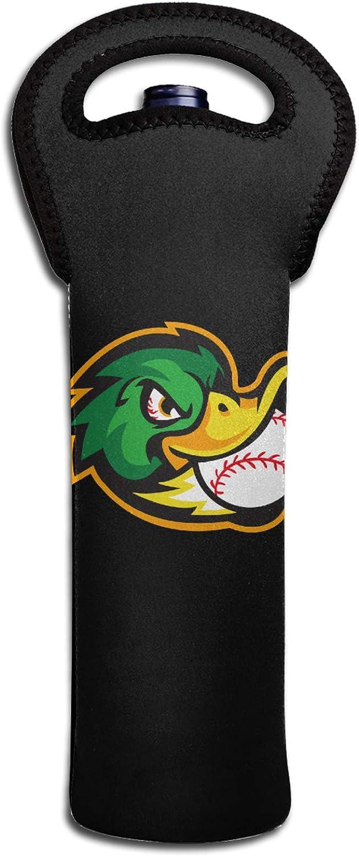 Duck Head Superlatite Baseball Mascot Single Red Sets Bagging Wine Bo Genuine Bottle