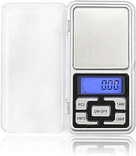 ポケットデジタルスケール(秤) 携帯タイプはかり0.01g-500g 精密 プロ用 業務用 デジタル計り 電子天秤 はかり 高精密計量天秤