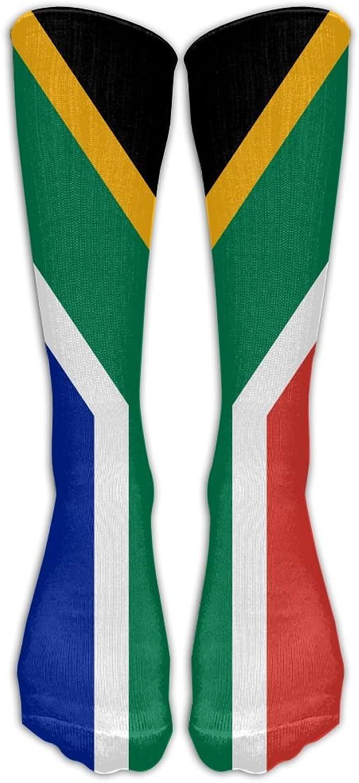 CUTEDWARF South African Flag Athletic Long Socks Calf High Socks