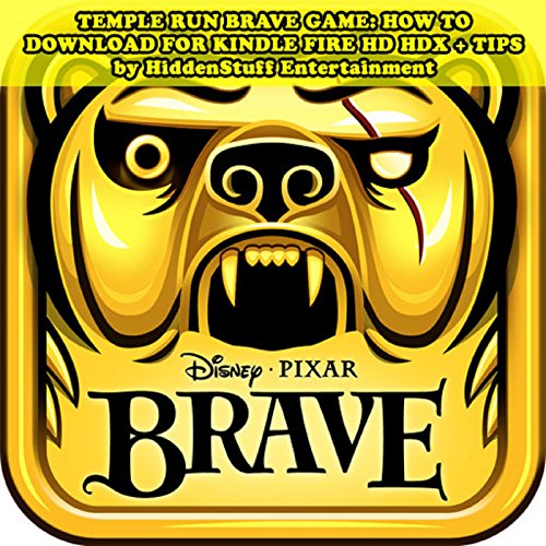 Temple Run Brave Game cover art
