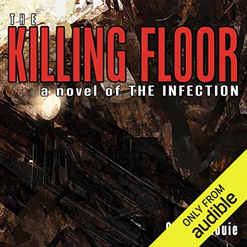 The Killing Floor audiobook cover art