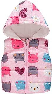 Kid Baby Hooded Zip Jacket Coat Casual Outerwear Rain Jacket Waterproof Long Sleeve/Sleeveless Windbreaker LIM&Shop