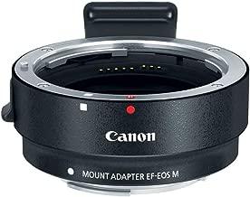 Canon 6098B002 EF-M Lens Adapter Kit for EF/EF-S Lenses 6098b002 (New White Box)