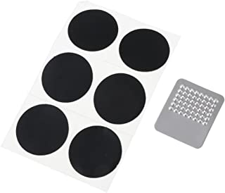 F Fityle Durable Self-Adhesive Bike Tire Tube Rubber Patch Puncture Repair Patch Kit