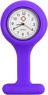 Trixes infermieri gel silicone Plastic Fob Watch