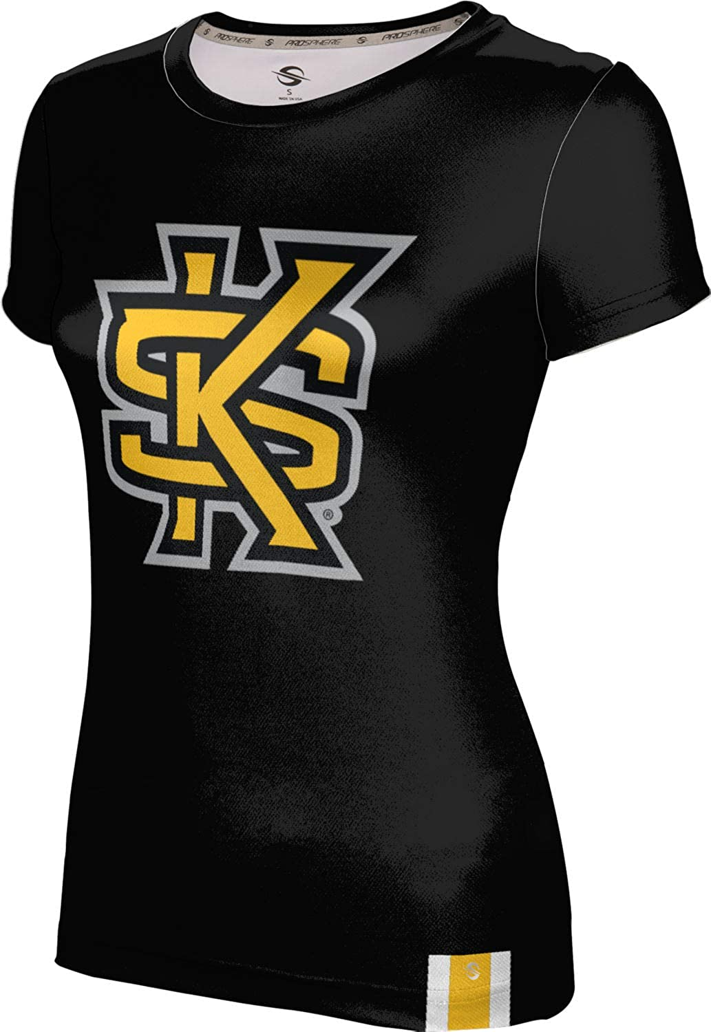 ProSphere Kennesaw State University Girls' Performance T-Shirt (Solid)