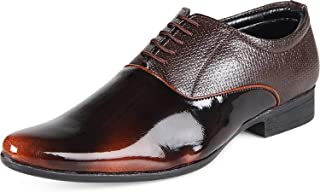 Rockfield Men's Synthetic Leather Formal Shoes