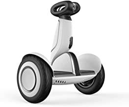 Segway Ninebot S-Plus Smart Self-Balancing Electric Scooter with Intelligent Lighting and Battery System, Remote Control a...