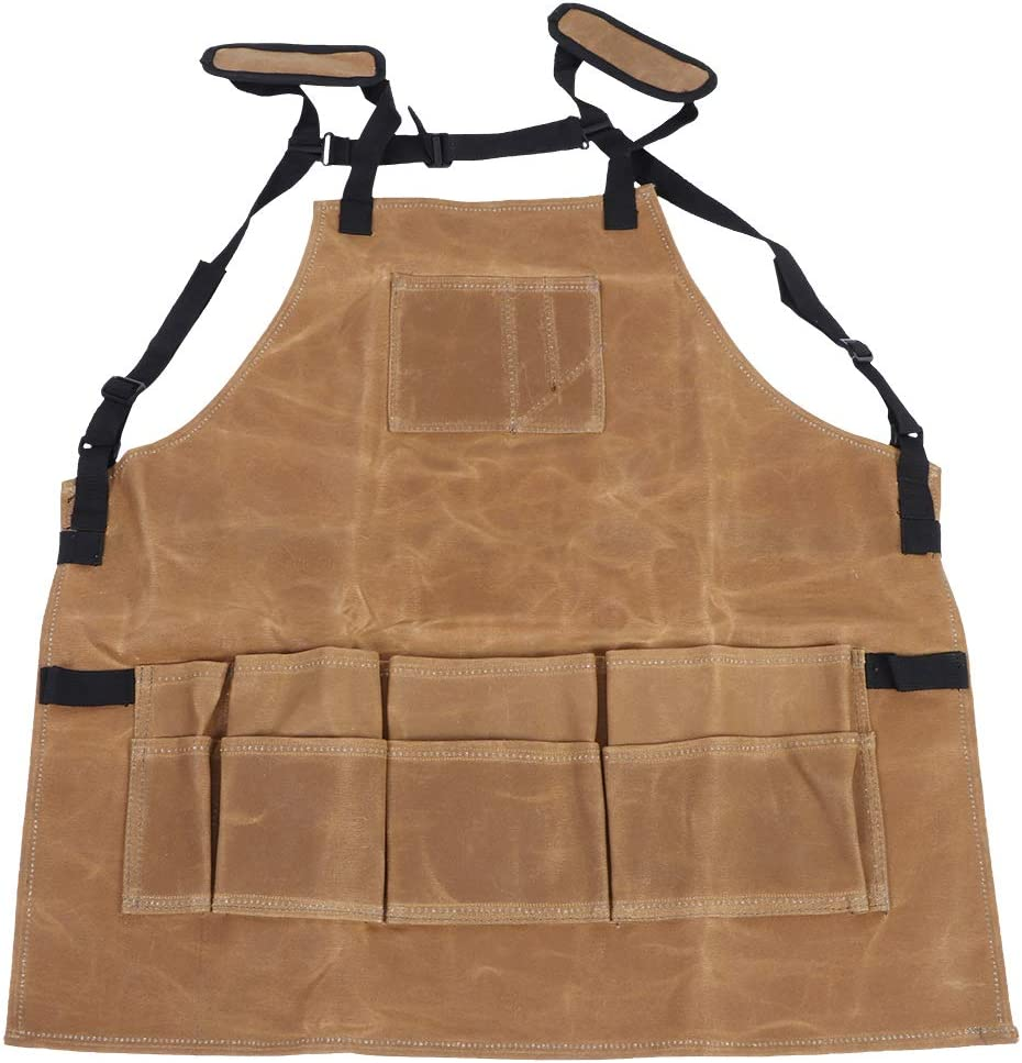 Waterproof Tool Selling Free shipping on posting reviews Apron - Work Duty Heavy Multi-pocket