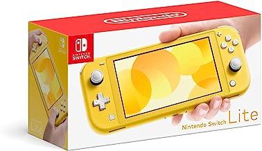 Nintendo Switch Lite - Yellow Console