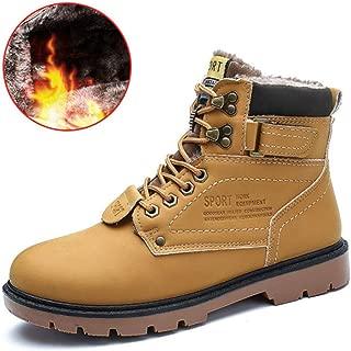 Mens Outdoor Hiking Sneakers Lace Up Martin Boots High Top Camping Mountain Walking Trekking Shoe