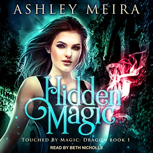 Hidden Magic audiobook cover art