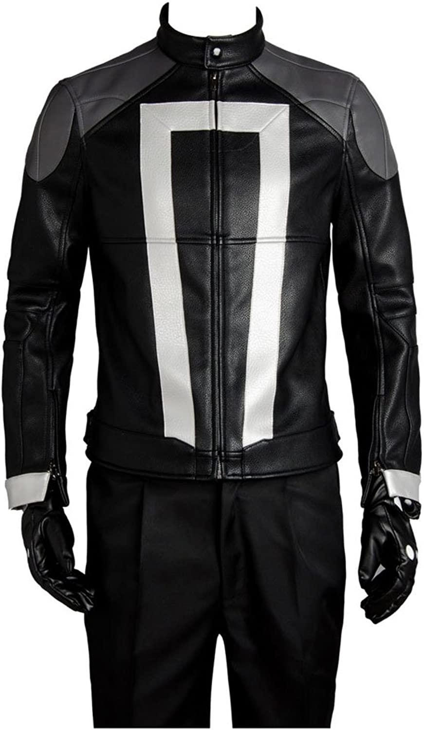 Agents of Shield S.H.I.E.L.D Ghost Rider Cosplay Kostüm Suit Herren M