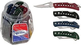 SZCO Supplies Jar Eagle Eye Knife Display, 36-Piece