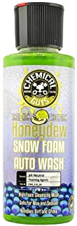 Chemical Guys CWS_110_04 Honeydew Snow Foam Cleanser, 4. Fluid_Ounces