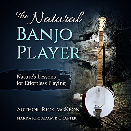 The Natural Banjo Player audiobook cover art