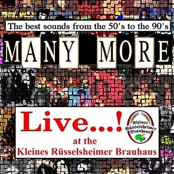 """Live At the """"Kleines Rüsselsheimer Brauhaus"""""""