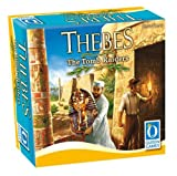 Queen Games Thebes The Tomb Raiders Board Game