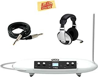 Moog Theremini Bundle with Headphones, Instrument Cable, and Austin Bazaar Polishing Cloth