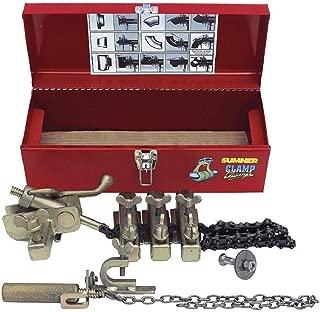 "Sumner Manufacturing 780998 ST-116 Standard Clamp Champ Kit, 1"" to 16"" Width Range"