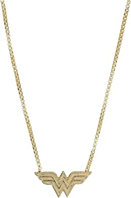 Alex and Ani - Wonder Woman Adjustable 21 in Necklace