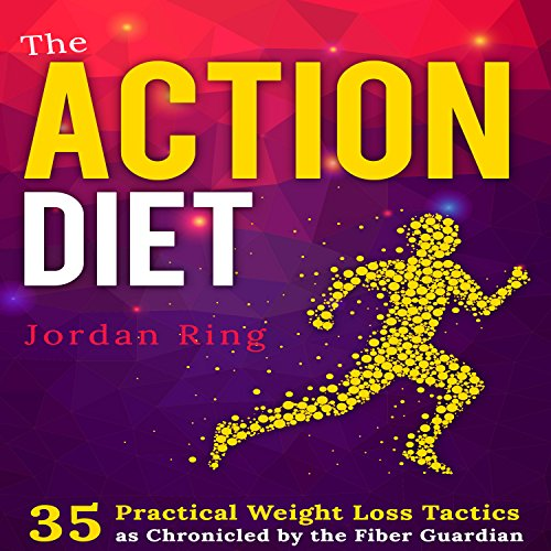 The Action Diet audiobook cover art