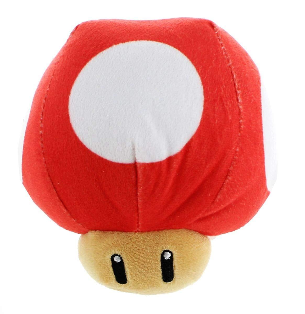 Nintendo Super Mario Icons 6 Plush Super Mushroom Buy Online