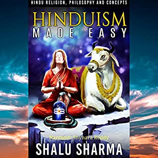 Hinduism Made Easy: Hindu Religion, Philosophy and Concepts audiobook cover art