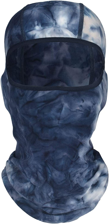 Senllen Winter Balaclava Face Mask Cover Multicolor Neck Warmer