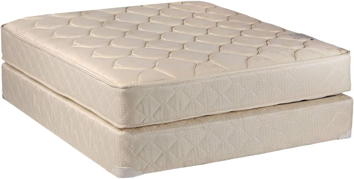 San Jose Mall DS Baltimore Mall USA Comfort Classic Gentle Firm Set 1-Sided with Bed Mattress
