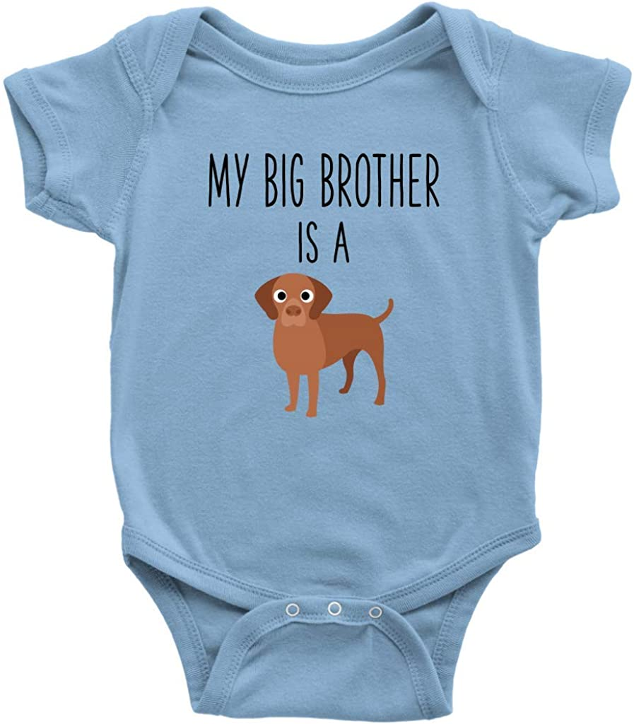 My Big brother is a Greyhound Dog lover baby onesie Unisex baby clothing Baby outfit Newborn Outfit Coming Home Outfit Baby Shower Gift