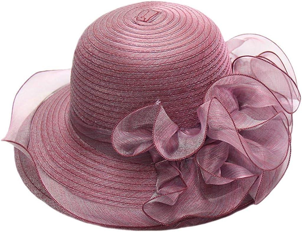 Dress Hats for Kentucky Derby Party Wedding Fascinators Fancy Hat for Girls