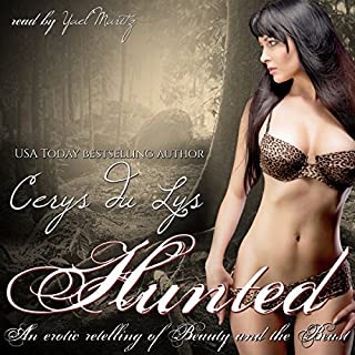 Hunted: An Erotic Retelling of Beauty and the Beast audiobook cover art