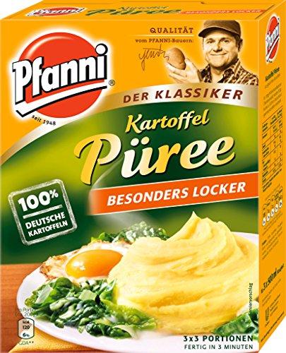 Pfanni Kartoffelpüree Der Klassiker, 1 x 3x3 Portionen (1 x 1500 ml)