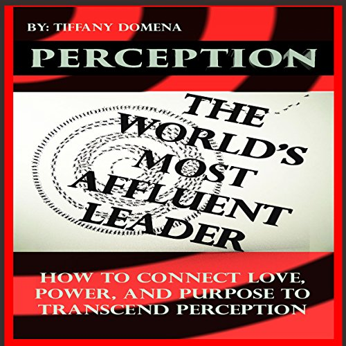 Perception: The World's Most Affluent Leader audiobook cover art