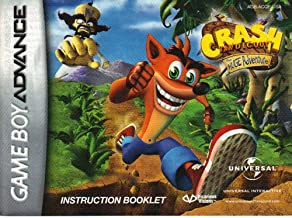 crash bandicoot the huge adventure gba