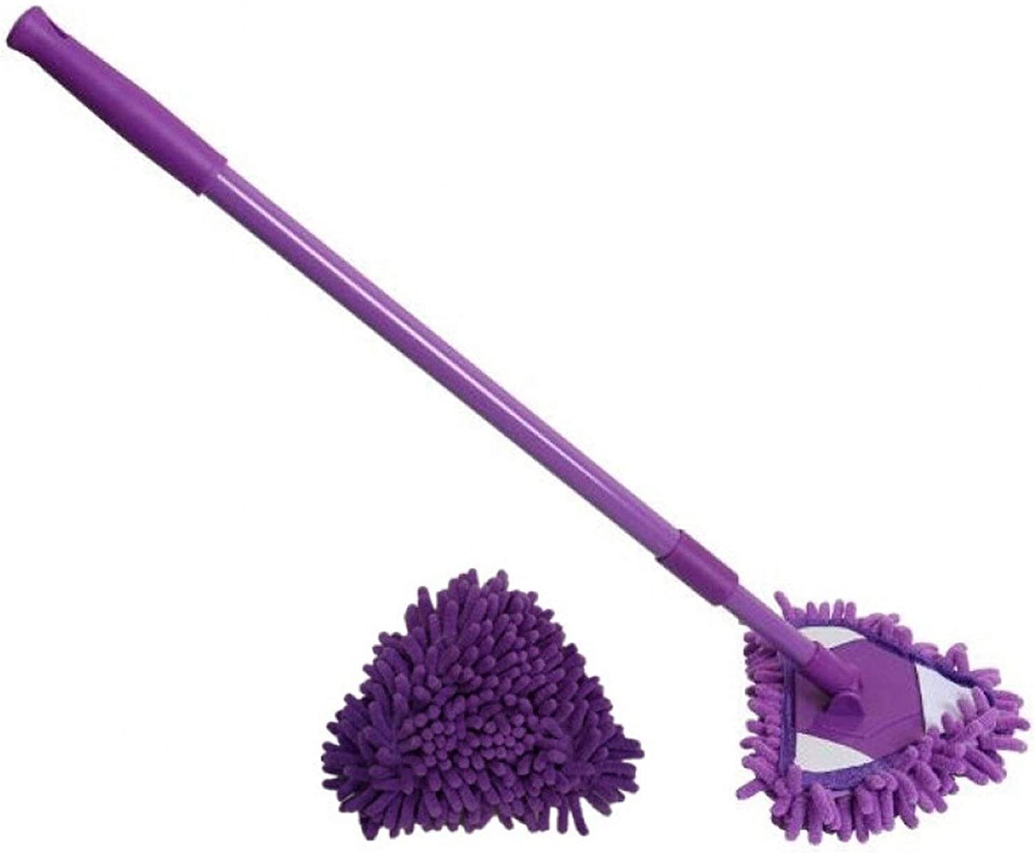Multifunctional Telescopic Cleaning Mop Limited Manufacturer regenerated product time for free shipping Adjustable 180 Rota Let