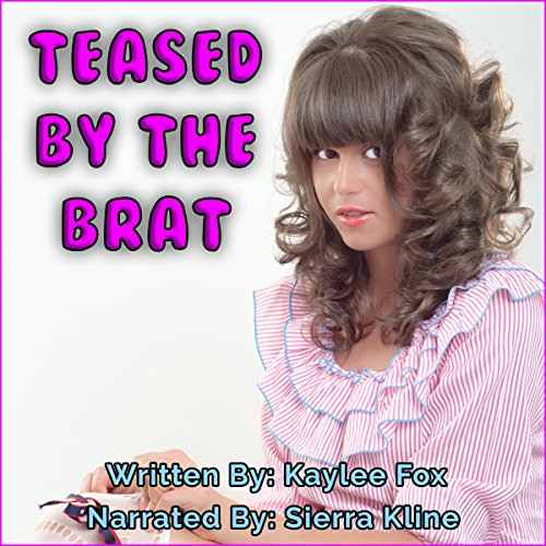 Teased by the Brat cover art